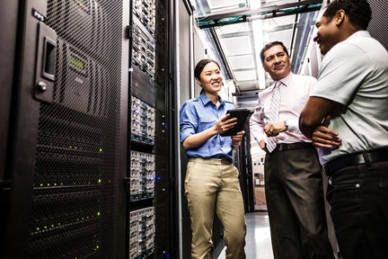 云专线提供网络加速